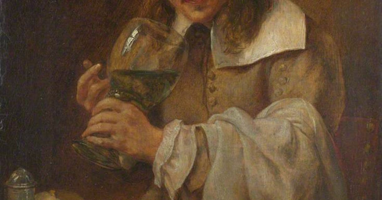 """Sabor"" (1648), de Gonzales Coques"