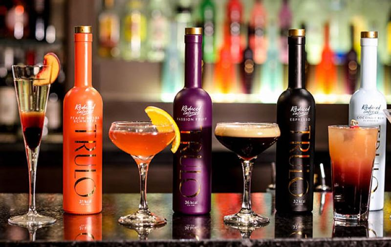 Hensol Castle Distillery crea licores bajos en calorías