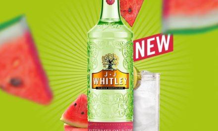 JJ Whitley revela su vodka con sabor a sandía y lima, JJ Whitley Watermelon and Lime Vodka