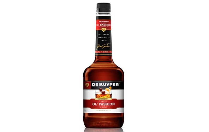 De Kuyper crea licores para Old Fashioneds