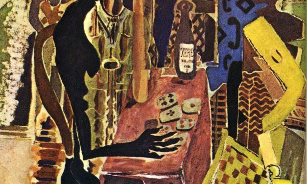 """""""La paciencia"""" (1942), de Georges Braque"""