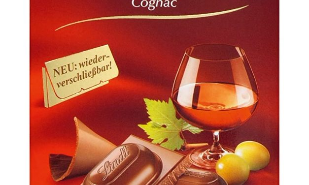 Lindt sorprende con su sabor Lindt Cognac