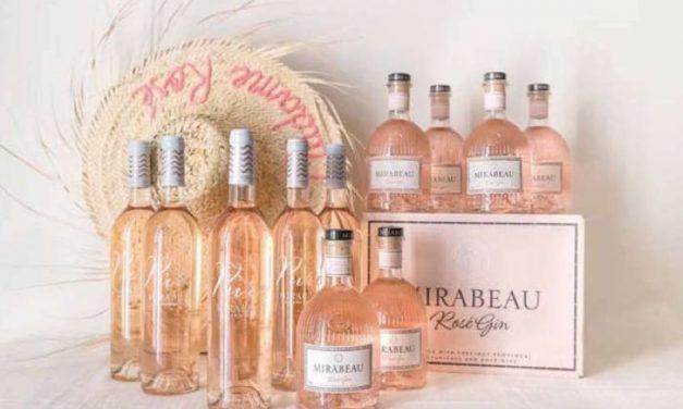 El productor de vino rosado Mirabeau revela la cosecha de 2019