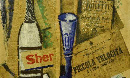 """""""Picola velocitá"""" (1914), de Ardengo Soffici"""