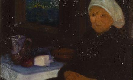 """""""Anciana Vasca"""" (1936), de Ramón de Zubiaurre Aguirrezábal"""