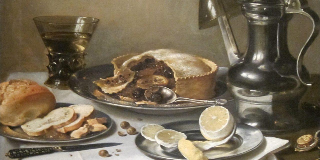 """Bodegón"" (1641), de Pieter Claesz"