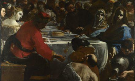 """""""Las bodas de Caná"""" (1655), de Mattia Preti"""