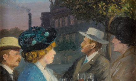 """Fuera de Wivel"" (1908), de Vilhelm Pacht"