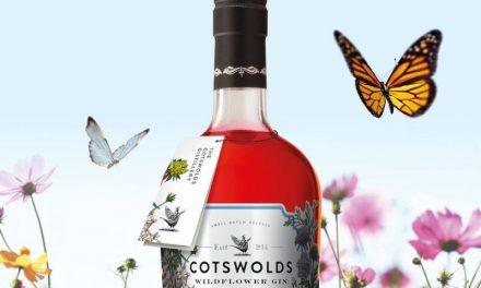 Cotswolds Distillery lanza Wildflower Gin