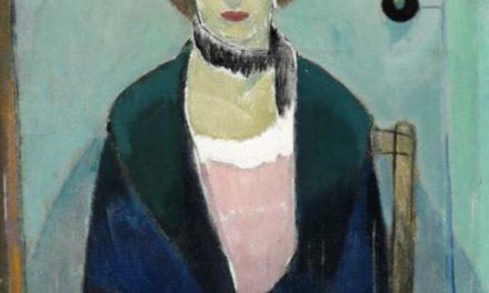 """""""La chica del boulevard"""" (1923), de Jais Nielsen"""