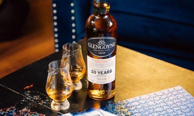 Glengoyne se aleja del whisky con un nuevo puzzle, 'Spring Blossoms at Glengoyne Distillery'