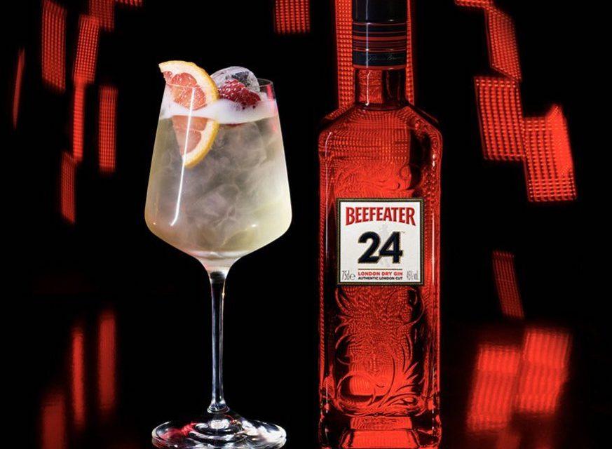 Receta: aprende a hacer un cóctel BEEFEATER 24 SPRITZ con BEEFEATER