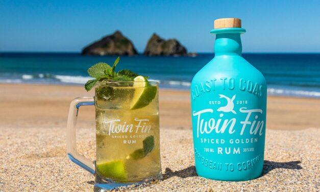 El productor de Tarquin's Gin se pasa al ron con especias en Twin Fin Rum