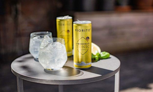 Fiorito lanza lata de Limoncello Tonic RTD