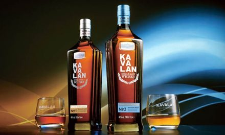 Kavalan lanza su segundo whisky para Distillery Select, Kavalan Distillery Select No. 2