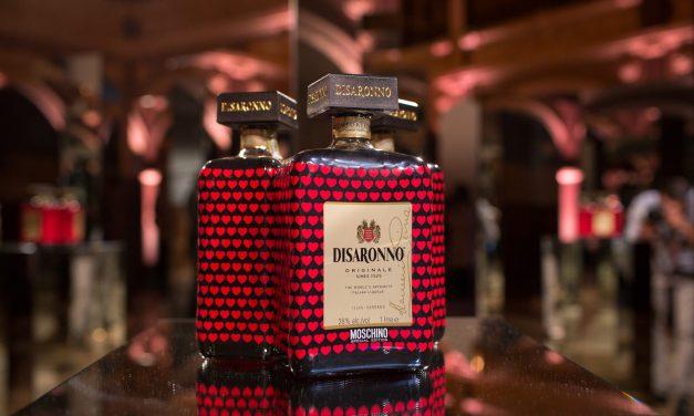 Moschino Loves DISARONNO, edición limitada de DISARONNO Icon