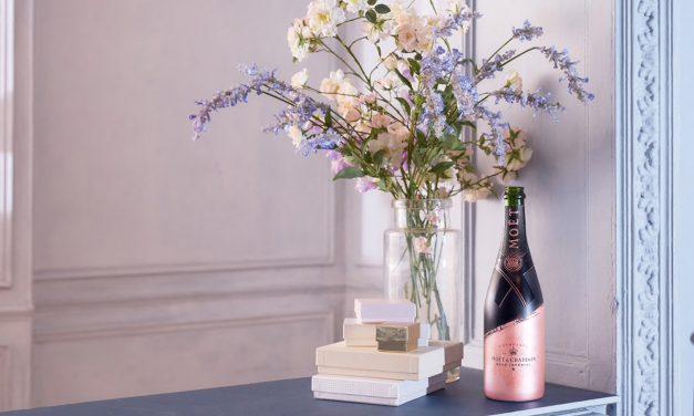 Moët & Chandon nueva botella de edición limitada Signature Rosé Impérial