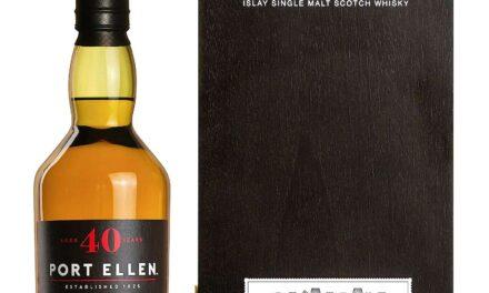 El whisky edición limitada Port Ellen 40 años se une Untold Stories