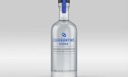 Quarantine Vodka, nuevo vodka ultra-premium de Quarantine Spirits