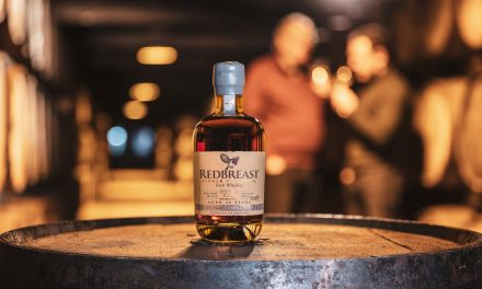 Redbreast presenta Dream Cask Ruby Port Edition