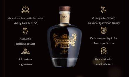 Riga Black Balsam lanza un XO basado en el brandy, Riga Black Balsam XO