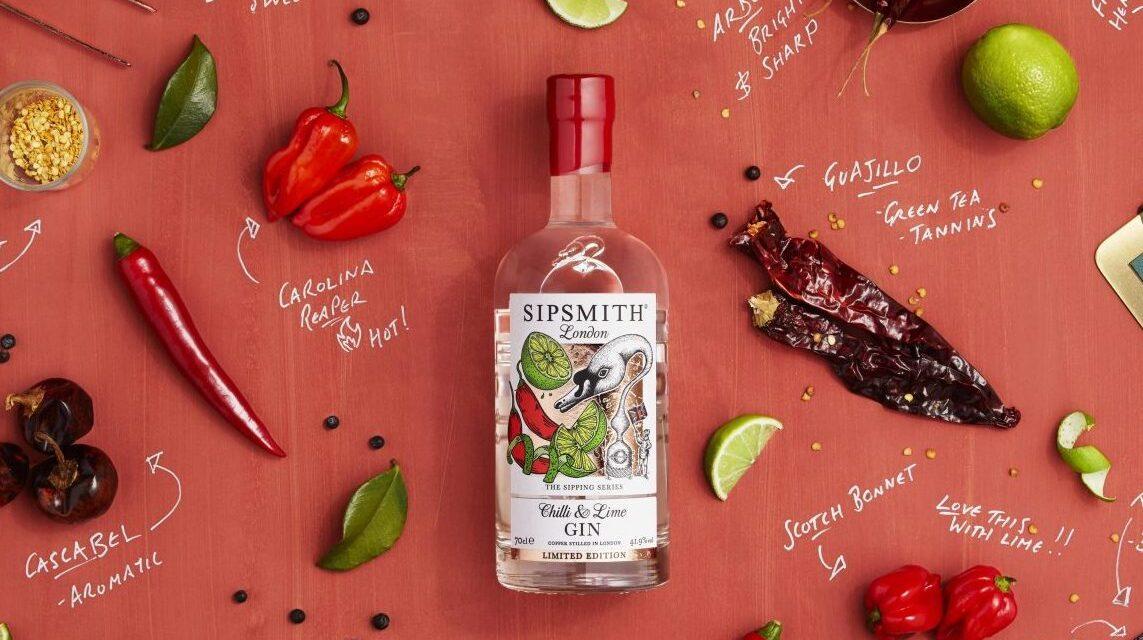 Sipsmith crea Chilli & Lime Gin