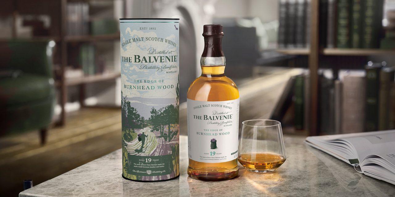 Balvenie añade un whisky de malta de 19 años a la serie Stories, The Edge of Burnhead Wood