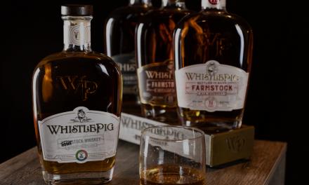 WhistlePig crea un whisky de origen popular, WhistlePig Home Stock