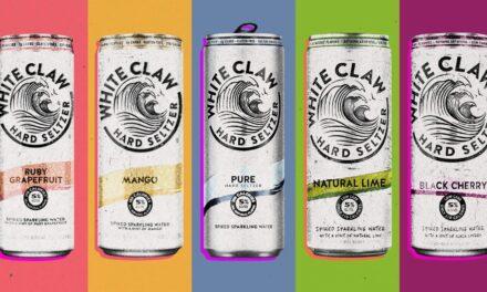 White Claw Hard Seltzer se lanzará en Australia