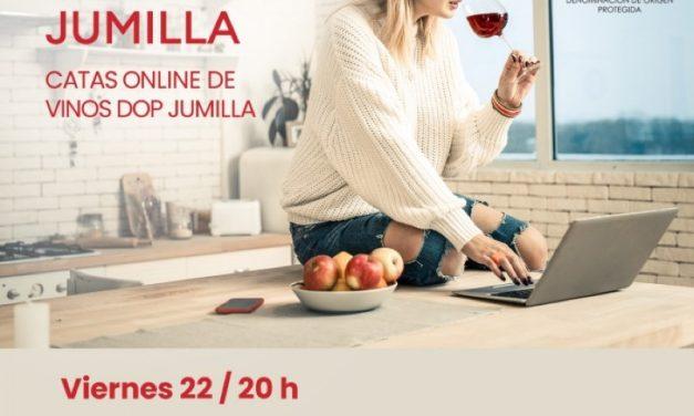 DOP Jumilla finaliza desde Murcia su ciclo de catas online #convinamiento
