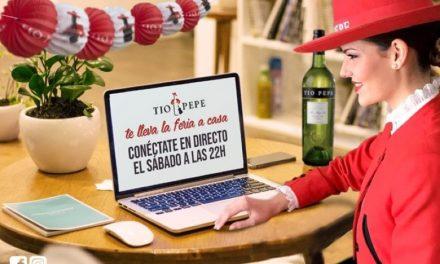 Tío Pepe lleva la feria de Jerez 2020 a nuestras casas