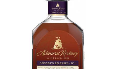 Admiral Rodney lanza Admiral Rodney Officer's Release No.1