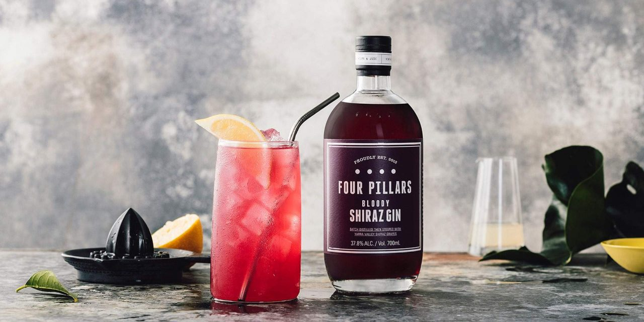 Four Pillars abre un nuevo bar y laboratorio de ginebra para Bloody Shiraz Gin