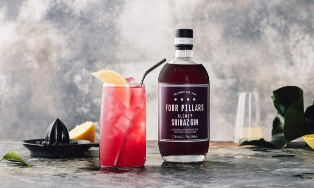 Four Pillars abre un nuevo bar y laboratorio de ginebra para Bloody Shiraz Gin