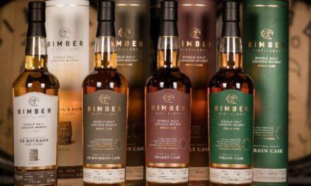 Bimber presenta siete nuevos whiskies de malta