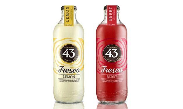 Licor 43 pasa a la categoría de RTD con Cocktail 43 Fresco