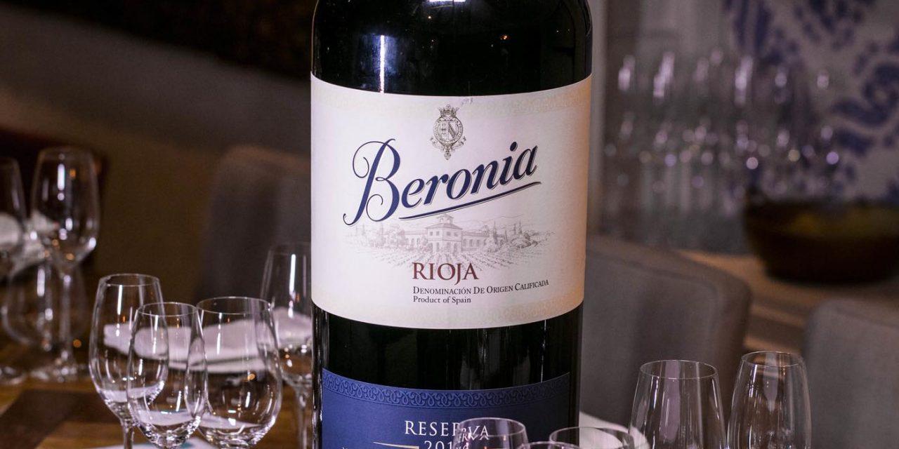 """Beronia participa en la subasta """"50 Best For Recovery"""""""