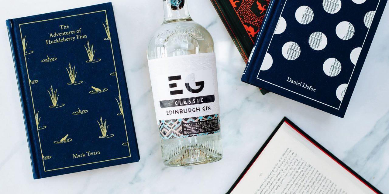 Edinburgh Gin y Penguin Books crean un paquete de regalo para el Día del Padre