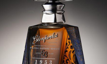 Glenfarclas añade whisky de 63 años a Pagoda Reserve Series con Glenfarclas Pagoda Sapphire Reserve