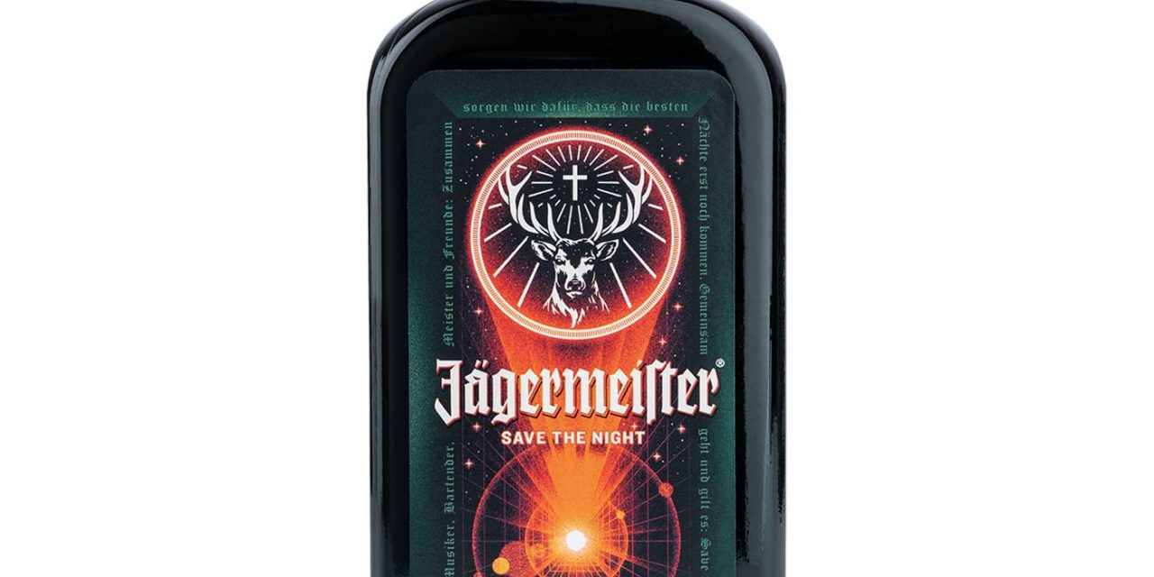 Jägermeister crea la botella #SaveTheNight