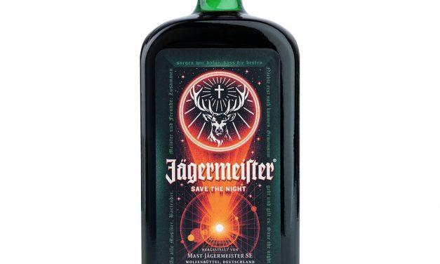 Jägermeister crea la botella #SaveTheNight