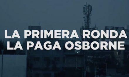 Osborne lanza #LaPrimeraRondaLaPagaOsborne, iniciativa  para impulsar, de la mano de sus empleados y consumidores, la reactivación de la hostelería