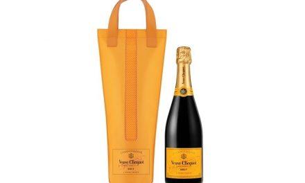 """Veuve Clicquot lanza nueva edición limitada: """"Le Shopping Bag x Yellow Label"""""""