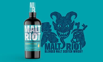 The Glasgow Distillery lanza el whisky Malt Riot
