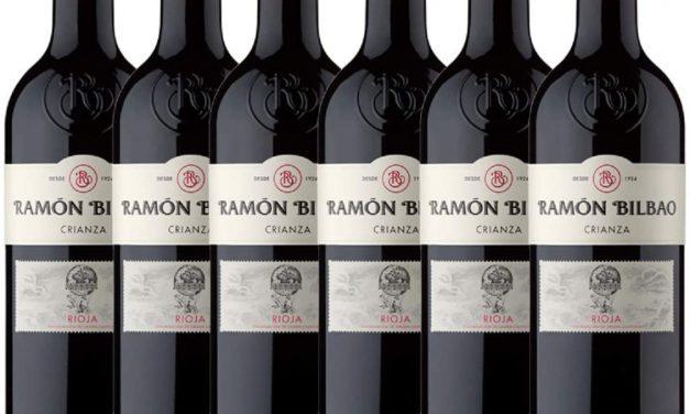 Ramón Bilbao Crianza se ha consolidado como uno de los vinos favoritos de los españoles por venta online
