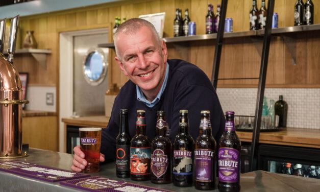 La cervecería St. Austell rinde homenaje a Roger Ryman
