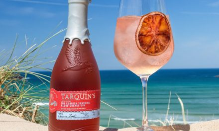 Tarquin's se apunta a la tendencia de Spritz con Tarquin's Cornish Sunshine Blood Orange Gin