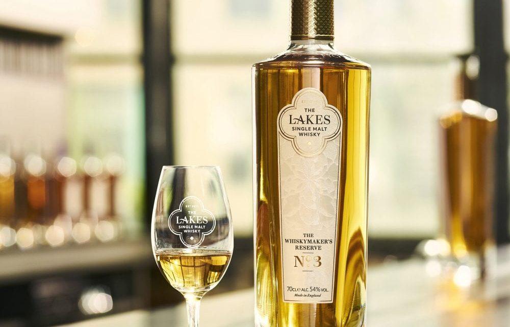 Lakes Distillery crea su tercer whisky de Jerez, The Whiskymaker's Reserve No.3