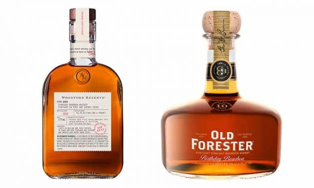 Woodford Reserve libera el whisky Five Wood