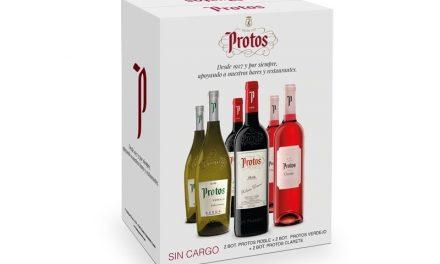 Bodegas Protos ayudará al sector hostelero con una donación de 350.000 euros en vino